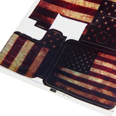 American Flag Style Camera Case StickerAction Cameras &amp; Sport DV Accessories<br>American Flag Style Camera Case Sticker<br><br>Compatible with : Gopro Hero 3<br>Accessory Type: Camera Stickers<br>Material: Plastic, Adhesive Tape<br>Product Weight : 0.014 kg<br>Package Weight : 0.040 kg<br>Package Size (L x W x H): 23 x 13 x 1 cm / 9.04 x 5.11 x 0.39 inches<br>Package Contents: 1 x Camera Case Sticker