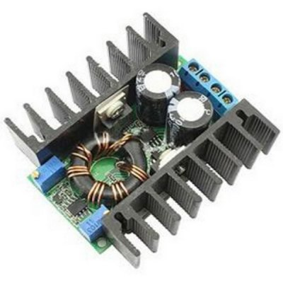 Multifunctional DC  -  DC Constant Current Voltage Step  -  Up Boost Converter Power Module for DIY