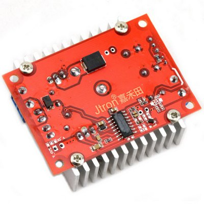 Full Function 15A Adjustable DC to DC Step Down Voltage Buck Converter Module for DIY Project