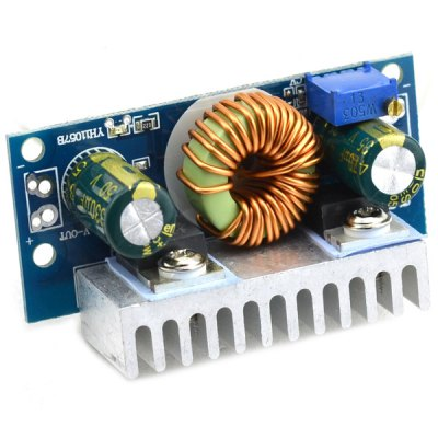 Фотография Full Function 6A DC  -  DC Step Up Boost Voltage Vehicle Computer Power Module for DIY