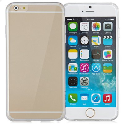 Гаджет   iFace mall Transparent Ultrathin PC and TPU Material Back Case for iPhone 6 Plus  -  5.5 inches iPhone Cases/Covers