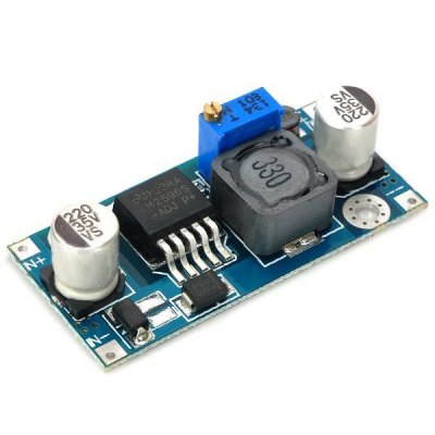 High Efficiency LM2596 5mV DC  -  DC Adjustable Step Down Buck Power Module for Learners to DIY ( 4  -  35V to 1.25  -  30V )