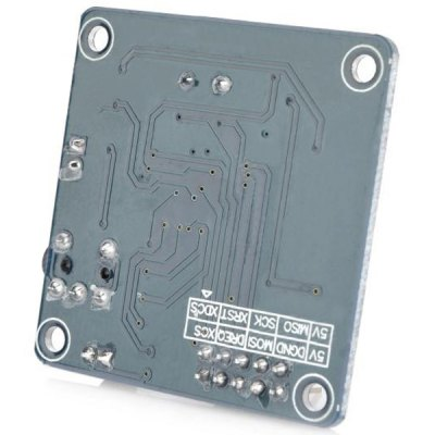 Practical High Efficiency VS1003 MP3 Audio Decoder Module for DIYOther Accessories<br>Practical High Efficiency VS1003 MP3 Audio Decoder Module for DIY<br><br>Material: PCB<br>Product Weight: 10 g<br>Package Weight: 0.05 kg<br>Product Size(L x W x H): 4.4 x 4.4 x 1.0 cm / 1.7 x 1.7 x 0.4 inches<br>Package Size(L x W x H): 10.0 x 7.0 x 1.5 cm<br>Package Contents: 1 x VS1003 MP3 Audio Decoder Module