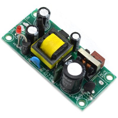 Practical DIY 12V 1A Switching Power Supply Board Module with EMI Filter Circuit Design