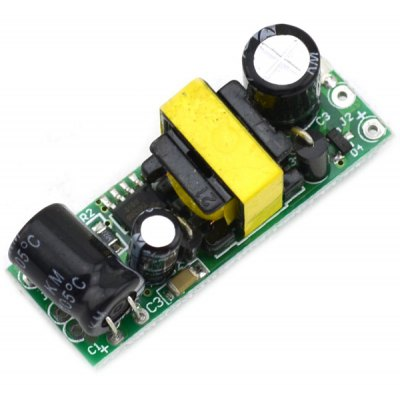 DIY 5V / 600mA  Switching Power Supply Board Module