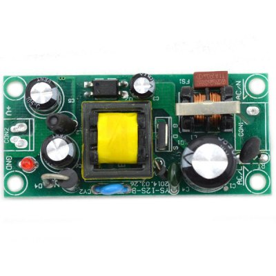 Practical DIY 5V 2A Built in Switching Power Supply Board Module