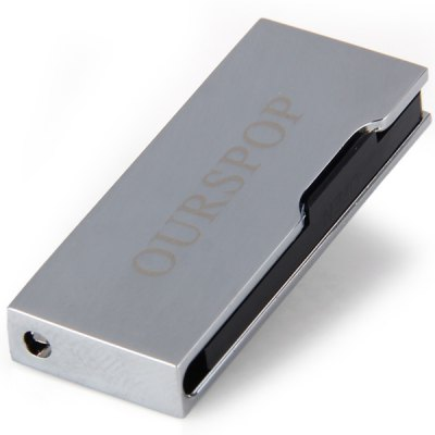 Гаджет   Ourspop OP  -  36 Grid Pattern 32GB USB2.0 Flash Memory Drive Metal Thumb Storage U Disk for Printer Gaming Console