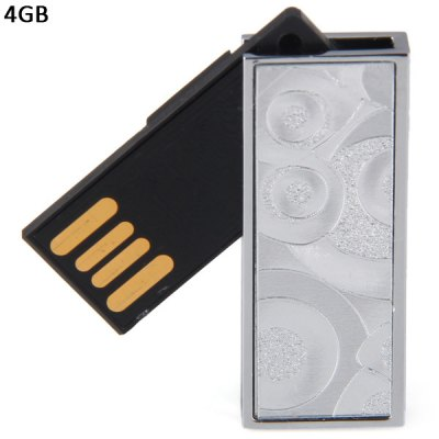 Ourspop OP-35 4GB USB2.0 Memory Flash Drive