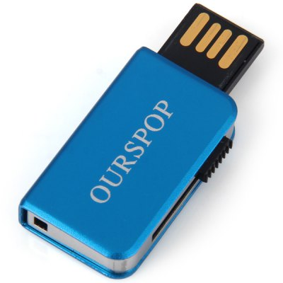 Ourspop OP  -  34 High Speed 4GB USB2.0 Disk Memory Flash Drive for Desktop Laptop