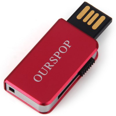 Гаджет   Ourspop OP  -  34 Multifunctional 16GB USB2.0 Flash Drive Memory Disk for Printer Gaming Console USB Flash Drives