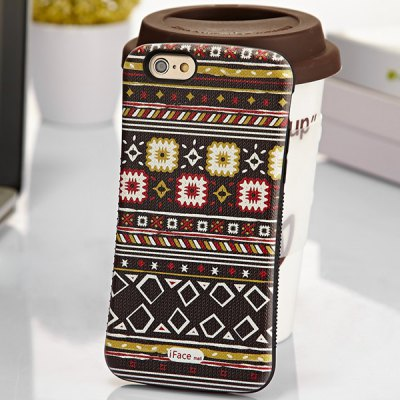 Гаджет   iFace mall Irregular Pattern PC and TPU Material Back Case for iPhone 6  -  4.7 inches iPhone Cases/Covers