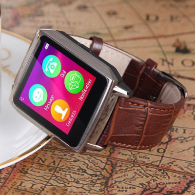 ФОТО MI - W3 Versatile Smart Bluetooth Watch Water Resistant SMS