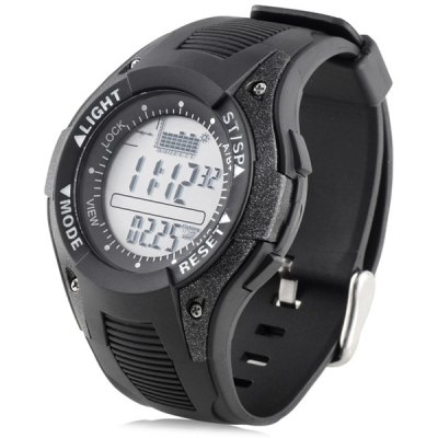 Foxguider FX702 Multifuctional Sports Military Digital Watch Altimeter Fishing Barometer Watches 30M Water Resistant