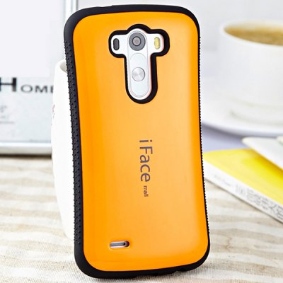 Гаджет   iFace mall PC and TPU Material Back Case Cover for LG G3 Other Cases/Covers