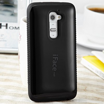 iFace mall PC and TPU Back Case for LG G2