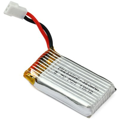 ФОТО HT F803C RC Quadcopter 3.7V 350mAh Battery Spare Parts