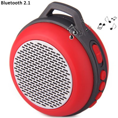 S303 Ultra Mini Wireless Bluetooth 2.1 Radio Speaker With Handsfree Ca