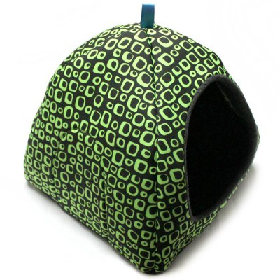 Pet Products Mongolian Yurt Shape Soft Doghouse Kennel Dog Cat Rabbit Warm Bed House