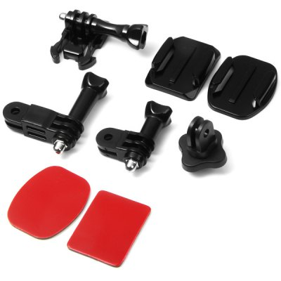 Гаджет   Adapter of Tripod Set with 3M Adhesive Pads Action Cameras & Sport DV Accessories