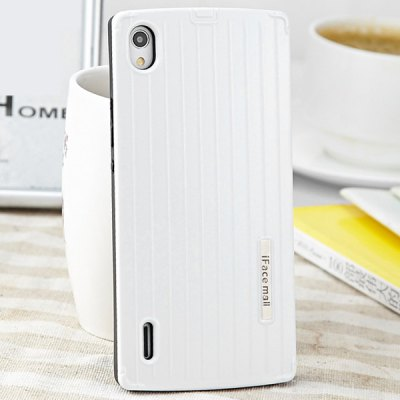 Гаджет   iFace mall Stripe Design PC and TPU Material Back Case for Huawei Ascend P7 Other Cases/Covers
