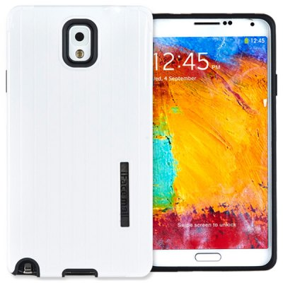 Гаджет   iFace mall Stripe Design PC and TPU Material Back Case for Samsung Galaxy Note 3 N9000 Samsung Cases/Covers