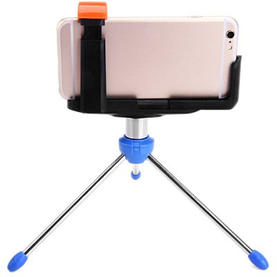 Гаджет   Clip Holder and Metal Tripod Sets for Taking Photos iPhone Mounts & Holders