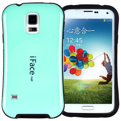 iFace mall PC and TPU Back Case for Samsung Galaxy S5 i9600 SM-G900