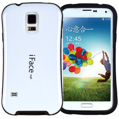 ФОТО iFace mall PC and TPU Material Back Case Cover for Samsung Galaxy S5 i9600 SM - G900