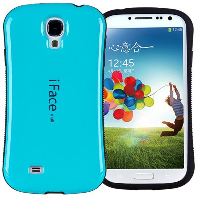 iFace mall PC and TPU Material Back Case Cover for Samsung Galaxy S4 i9500 i9505