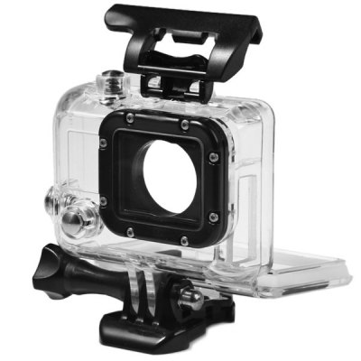 Camera Skeleton Protective HousingAction Cameras &amp; Sport DV Accessories<br>Camera Skeleton Protective Housing<br><br>Apply to Brand : Gopro<br>Compatible with : Gopro Hero 3 Plus, Gopro Hero 3<br>Accessory Type: Protective Cases/Housing<br>Material: Plastic<br>For Activity: Universal<br>Product Weight : 0.095 kg<br>Package Weight : 0.120 kg<br>Product Size (L x W x H): 8.5 x 7.5 x 4 cm / 3.34 x 2.95 x 1.57 inches<br>Package Size (L x W x H): 9.5 x 8.5 x 5 cm / 3.73 x 3.34 x 1.97 inches<br>Package Contents: 1 x Camera Skeleton Protective Housing
