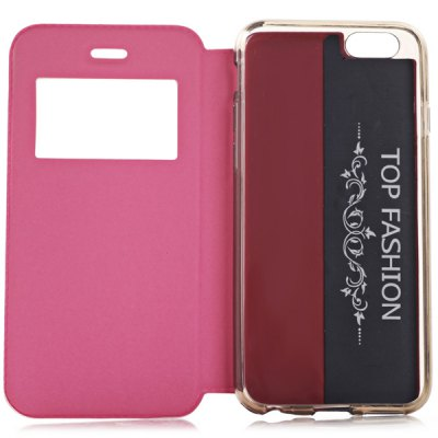 Гаджет   Fashionable PU Leather and TPU Material Cover Case for iPhone 6  -  4.7 inches iPhone Cases/Covers