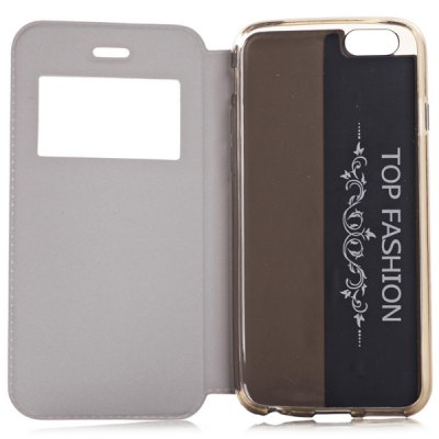 Гаджет   Fashionable PU Leather and TPU Material Cover Case for iPhone 6 Plus  -  5.5 inches iPhone Cases/Covers