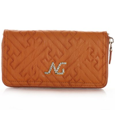 Гаджет   Universal PU Material Horizontal Zipper Phone Pouch Lanyard Change Pocket Card Bag Other Cases/Covers