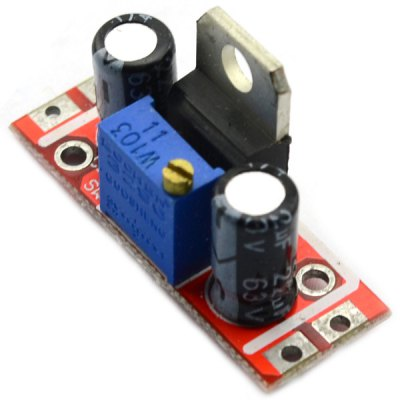 DC 63-4.5V to DC 60-1.5V Linear Regulated Power Supply Module