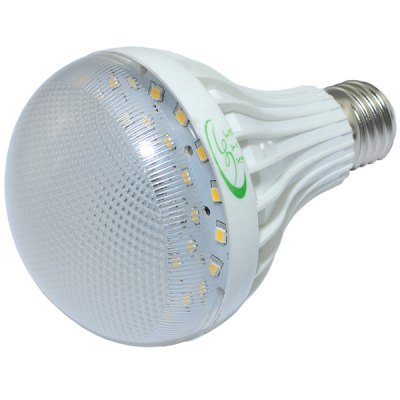 Гаджет   XinYiTong 9W E27 30 x SMD 2835 850Lm 5500  -  6000K LED Ball Bulb with Frosted Shade LED Light Bulbs