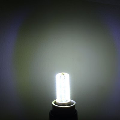 E14 3.3W 72 x SMD 3014 270Lm 6000K Dimmable Slim Silicone LED Corn Light