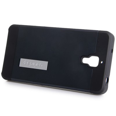 ФОТО Practical Plastic + Silicone Mobile Phone Protective Back Cover for xiaomi MI4