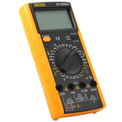 ФОТО DT9205A Accurate Stable Digital Multimeter