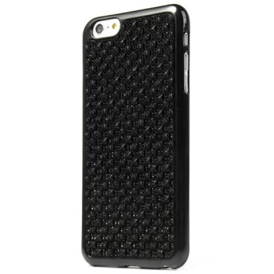 TPU Material Small Grid Diamante Back Cover Case for iPhone 6  -  4.7 inchesiPhone Cases/Covers<br>TPU Material Small Grid Diamante Back Cover Case for iPhone 6  -  4.7 inches<br><br>Compatible for Apple: iPhone 6<br>Features: Back Cover<br>Material: TPU<br>Style: Special Design<br>Color: Rose, Black, Gold, Red, Silver, Pink, Purple, Blue<br>Product weight : 0.025 kg<br>Package weight : 0.045 kg<br>Product size (L x W x H): 13.9 x 6.7 x 0.8 cm / 5.5 x 2.6 x 0.3 inches<br>Package contents: 1 x Case