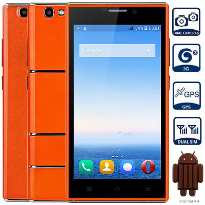 A2 5.0 inch Android 4.4 3G Smartphone-70.53 Online ...