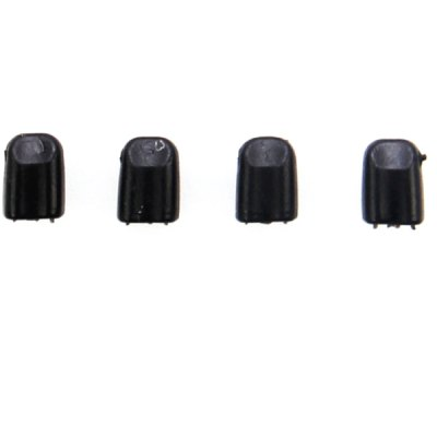 Spare Rubber Feet Pads Set Fitting for Nine Eagles Galaxy Visitor 2 RC Quadcopter