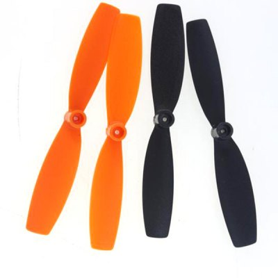 ФОТО 4Pcs Spare Blade Fitting for Nine Eagles Galaxy Visitor 2 RC Quadcopter