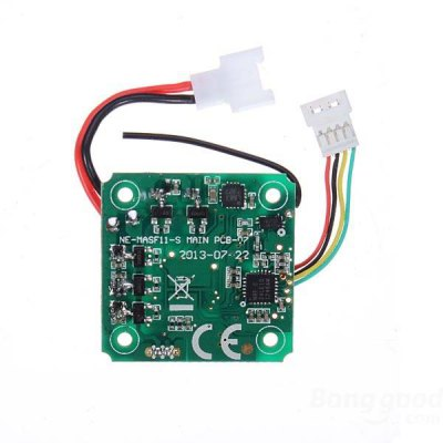 ФОТО Spare Receiver Board Fitting for Nine Eagles Galaxy Visitor 2 RC Quadcopter