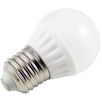 KinFire 240Lm E27 3W 615  -  620nm 3 LED Lights Frosted Red Light Globe BulbLED Light Bulbs<br>KinFire 240Lm E27 3W 615  -  620nm 3 LED Lights Frosted Red Light Globe Bulb<br><br>Brand : KinFire<br>Base Type: E27<br>Type: Ball Bulbs<br>Output Power: 3W<br>Total Emitters: 3<br>Actual Lumen(s): 240Lm<br>Wavelength/Color Temperature: 615-620nm, 400-435nm, 530-540nm, 577-597nm, 460-470nm<br>Voltage (V): AC85-265<br>Angle: 120 degrees<br>Lifespan: 50000 hrs<br>Appearance: Frosted Sheating<br>Features: Energy Saving, Low Power Consumption, Long Life Expectancy<br>Function: Home Lighting, Commercial Lighting, Studio and Exhibition Lighting<br>Available Light Color: Yellow, Green, Purple, Blue, Red<br>Sheathing Material: Ceramics<br>Product Weight: 0.05 kg<br>Package Weight: 0.062 kg<br>Product Size (L x W x H): 7 x 5 x 5 cm / 2.76 x 1.97 x 1.97 inches<br>Package Size (L x W x H): 7.5 x 5.3 x 5.3 cm<br>Package Contents: 1 x KinFire E27 3W 240Lm 3 LEDs Ball Bulb