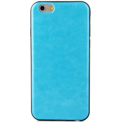 Гаджет   Fashionable TPU and PU Back Cover Case for iPhone 6  -  4.7 inches iPhone Cases/Covers