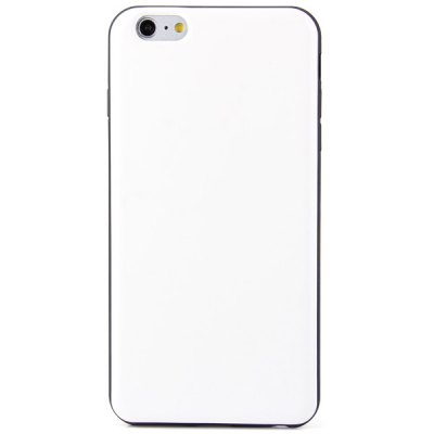 Гаджет   Fashionable TPU and PU Back Cover Case for iPhone 6 Plus  -  5.5 inches iPhone Cases/Covers