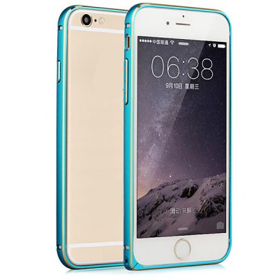 Fabitoo Frame Style Aluminium Alloy Bumper Case for iPhone 6  -  4.7 inchesiPhone Cases/Covers<br>Fabitoo Frame Style Aluminium Alloy Bumper Case for iPhone 6  -  4.7 inches<br><br>Compatible for Apple: iPhone 6<br>Features: Bumper Frame<br>Material: Aluminium<br>Style: Special Design<br>Color: Blue, Gold, Silver, Black, Pink<br>Product weight : 0.030 kg<br>Package weight : 0.080 kg<br>Product size (L x W x H): 14.5 x 7.2 x 1 cm / 5.70 x 2.83 x 0.39 inches<br>Package size (L x W x H) : 18 x 8 x 2 cm / 7.07 x 3.14 x 0.79 inches<br>Package contents: 1 x Case