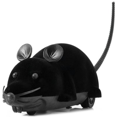 Гаджет   Mini Remote Control Mouse Toy for Cat Dog Prank Supplies Other RC Toys