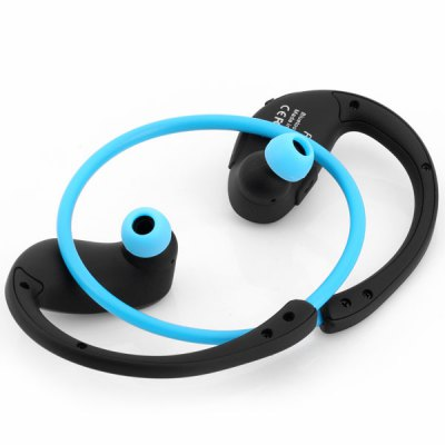 Гаджет   DACOM Athlete Bluetooth V4.1 Hands Free Sports Earphone Dual Earplugs for Tablet PC Smartphones Earphones