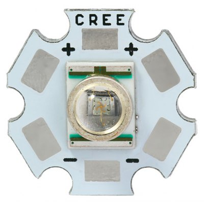 Cree XPE Q5 DIY Blue DIY LED Emitter Chip